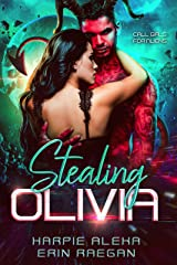 Stealing Olivia: An Alien Abduction Romance (Call Girls for Aliens Book 1) Kindle Edition