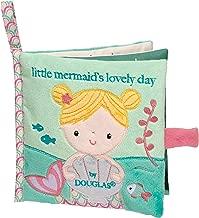 Douglas Baby Mermaid Soft Activity Book