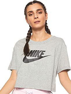 Nike Women's Sportswear Essential Cropped T-Shirt