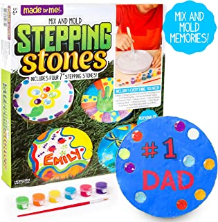 Made By Me Mix & Mold Your Own Stepping Stones by Horizon...