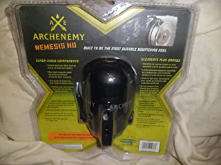 Archenemy Durable Bow Fishing Reel Mounts on Your Bow