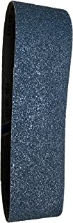 Sungold Abrasives 67922 Blue Zirconia Cloth 36 Grit Sanding Belts (3 Pack),  6 X 48