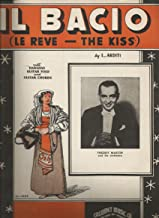 Sheet Music 1941 Il Bacio Freddy Martin 57