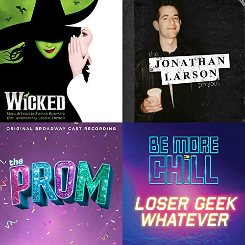 Amazon.com: Broadway Today: George Salazar, Kinky Boots ...
