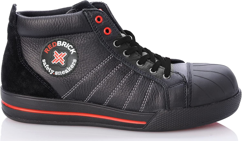 2W4 RedBrick safety shoes, S3, sporty