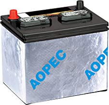 AOPEC Battery Insulation Kit (Fits Most Top And Side Mount Batteries, 40