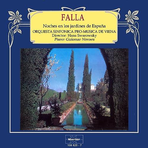 Falla: Noches en los jardines de España de Orquesta Sinfónica Pro ...