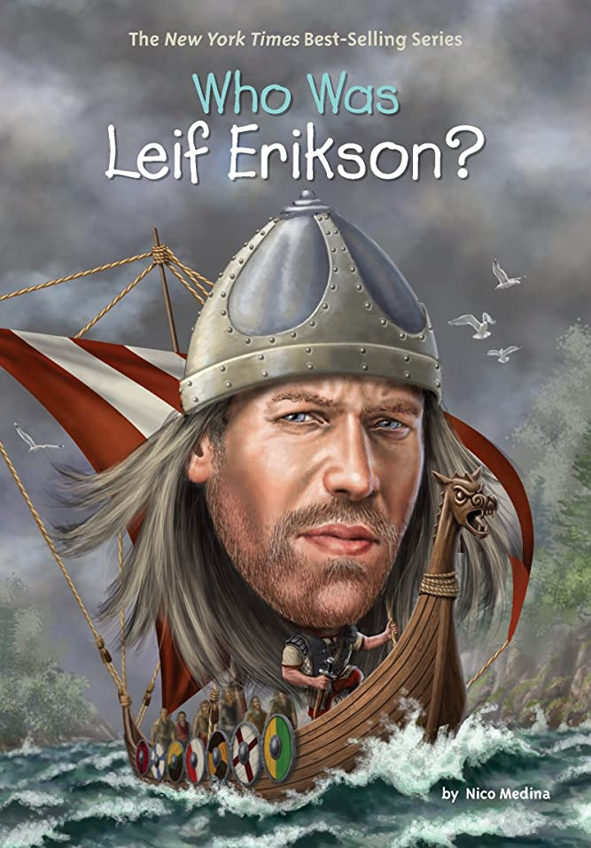酸語花束Who Was Leif Erikson? (Who Was?) (English Edition)