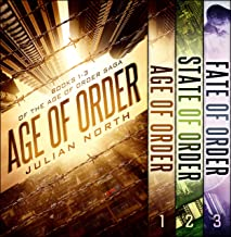 The Age of Order Boxed Set: The Complete Dystopian Sci-Fi Epic Trilogy