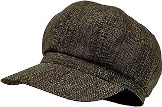[ろしなんて工房] 帽子 キャスケット SP049 さらっとコットン412 大きいサイズOK [日本製]