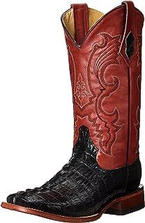 حذاء فيرني الرجالي المطبوع كايمان تيل الغربي