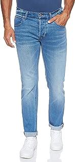 Lee Mens Daren Button Fly, Jeans