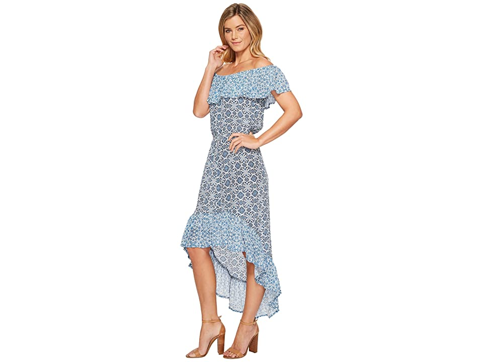 Tolani Sierra Maxi Dress (Bermuda) Women