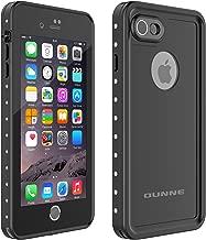 OUNNE iPhone 7/8 Waterproof Case, Underwater Full Sealed Cover Snowproof Shockproof Dirtproof IP68 Certified Waterproof Case for iPhone 7/8 4.7 inch
