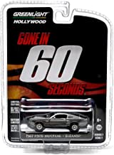 Greenlight 1967 Ford Mustang Eleanor from The 2000 Thriller Gone in 60 Seconds GL Hollywood Series 7 2014 Collectibles Limited Edition 1:64 Scale Die Cast Vehicle