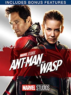 Ant-Man and the Wasp (Plus Bonus Content)