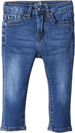 7 For All Mankind Kids Slimmy Jeans in Bristol (Infant)