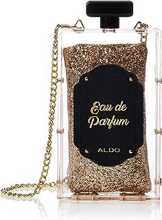 Aldo Frame Bag for Women, Acrylic, Light Pink - BOUCK55