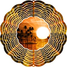 """product image for Next Innovations 101408001-TROPICAL Wind Spinner, 10"""" Diameter, Multicolor"""