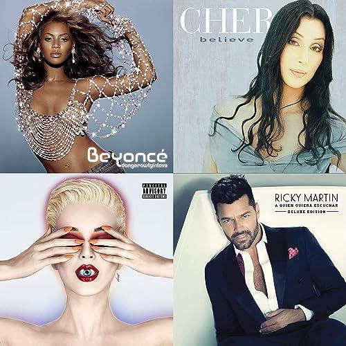 Que empiece la fiesta! de Mahmood, Fangoria, Cher, Coldplay ...