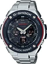 Casio Men's G-Shock GSTS100D-1A4 Silver Stainless-Steel Quartz Watch