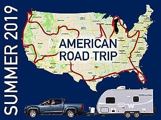 Summer 2019 American Road Trip