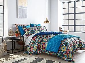 David BROMSTAD Water Color 6 Piece Comforter & Quilt Set
