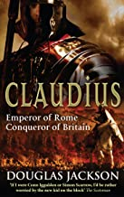 Claudius: Historical Fiction (Roman Trilogy Book 2)