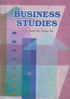 Business Studies Textbook for Class - 11