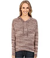 Roper - 0156 Marbled Sweater Jersey Hooded Top