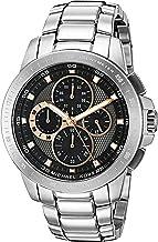 Michael Kors Men's Ryker Silver Watch MK8528