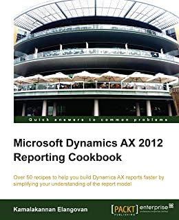 reporting services ax 2012