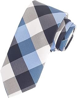Amazon Essentials Men's Classic Plaid Necktie