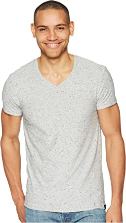 Classic V-Neck Tee in Neps Quality