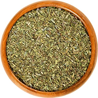The Spice Lab - French Herbes De Provence Salt Free Seasoning - 1 Pound Bag - Excellent Pasta Sauce or Poultry Seasoning -...