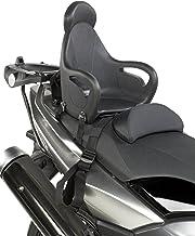 GIVI S650 zwart universeel monteerbaar kinderzitje voor scooter