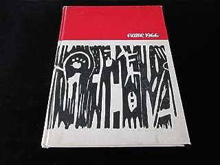 1966, Flame Andrew Warde High School, Fairfield, Ct yearbook