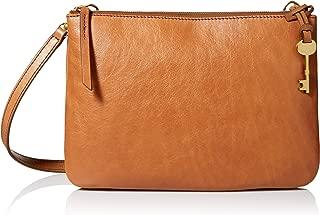 Fossil Women Devon Handbag, Tan, One Size