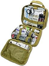 Lightning X Rip-Away Officer's Patrol Tactical Gunshot & Trauma IFAK Kit w/Headrest Mount