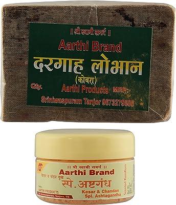 Aarthi Wood Dargah Lobhan (Pack of 2)