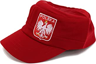 """High End Hats """" World Soccer/Football Team Military Hat Collection """" Embroidered Flexfit Army Style Cap"""