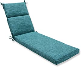Pillow Perfect Outdoor/Indoor Remi Lagoon Chaise Lounge Cushion
