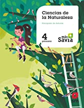 Ciencias naturales. 4 Primaria. Más Savia. Asturias