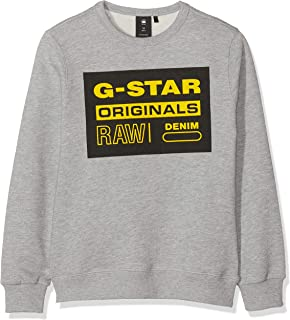 G-STAR RAW Sp15006 Sweat Sudadera para Niños