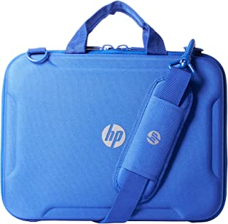 HP M7U15AA Always-On Case - Notebook Carrying case - 14 inch - Blue -