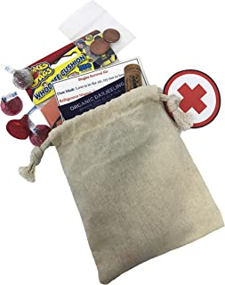 Single Survival Kit, Single's Awareness Day Gift. Humorous Gag Gift for Man or Woman