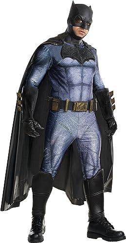 solo cómpralo Men's Grand Grand Grand Heritage Dawn of Justice Batman Fancy Dress Costume X-Large  100% garantía genuina de contador