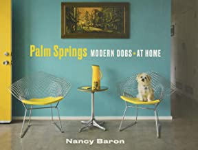 Palm Springs Modern Dogs at Home