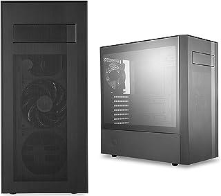 COOLERMASTER Case MATX MasterBox NR600 Negro Ventana