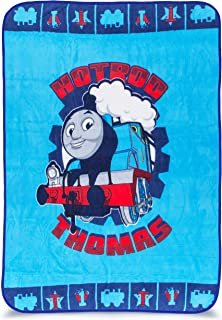 thomas and friends ultra soft blanket